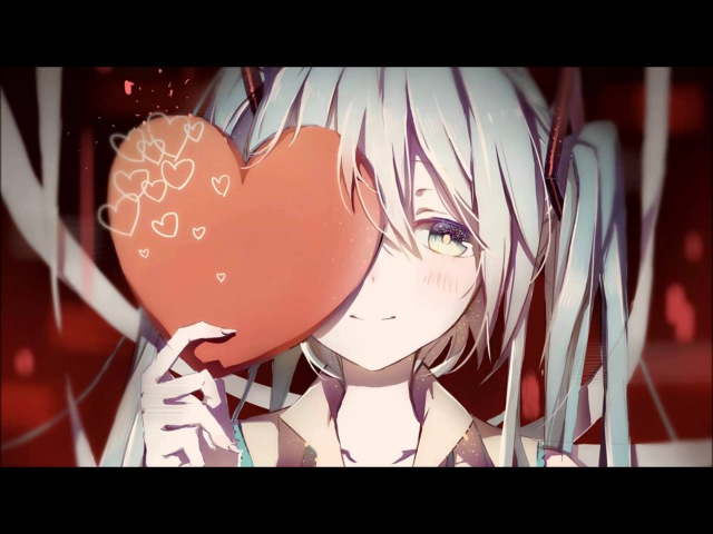 【Hatsune Miku Append】- The Alien's I Love You 【Utsu-P】