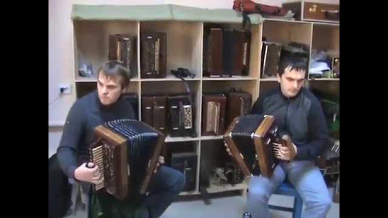Матаня братья Матюхины