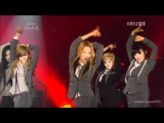 [Live HD 720p] 111202 - SNSD/ Girls' Generation - The boys - Yoo Hee Yeol's Sketchbook
