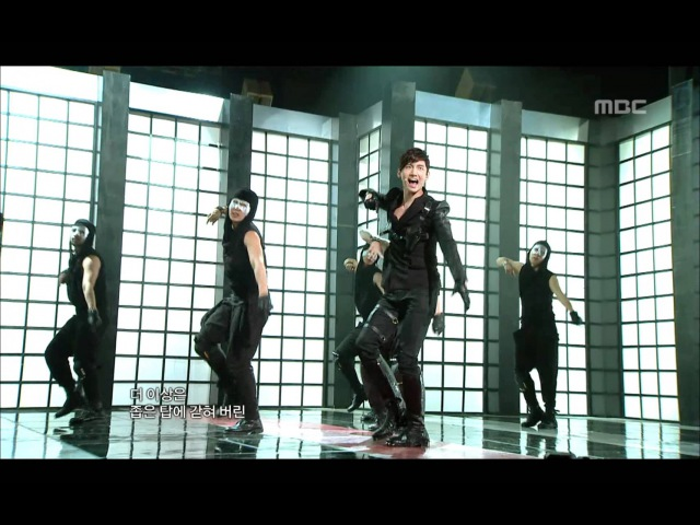 20110305TVXQ - Maximum, 동방신기 - 맥시멈, Music Core