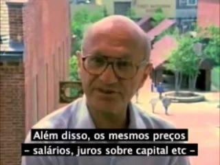 Milton Friedman: Livre para Escolher - 1. O poder do mercado