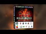 KILLER FUNK DRUM LOOPS BREAKBEATS WAVE and MIDI