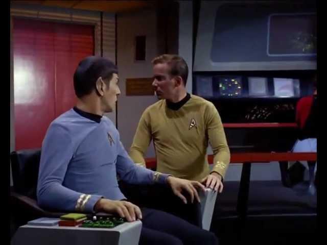 Star Trek - Служебный роман