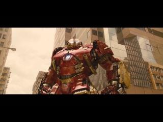 Мстители: Эра Альтрона | Реклама игрушек