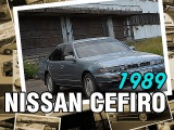 JDM Old school: Nissan CEFIRO A31, 1988, RB20E, 125 hp - краткий обзор