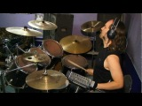 Kelly Clarkson - Stronger (What Doesn't Kill You) - drum cover by Alexander