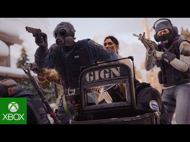 Tom Clancy's Rainbow Six Siege - Gameplay Trailer Fall 2015