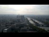 Вид с Эйфелевой башни №3