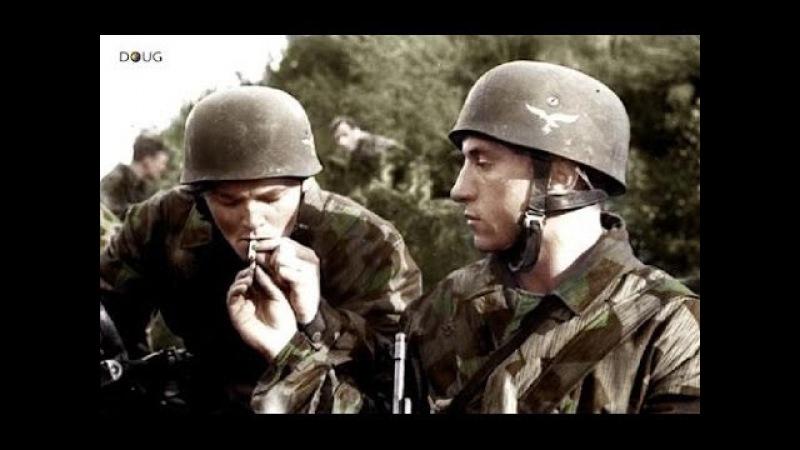 Monte Cassino Combat Footage 1944