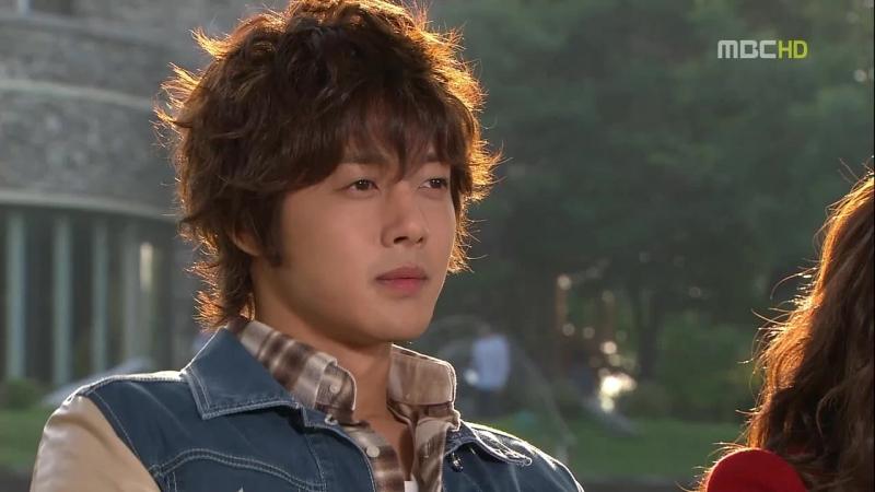 Озвучка серия 12 16 Озорной поцелуй Ю Корея Playful Kiss Jangnanseureon Kiseu Mischievous Kiss 장난스런 키스