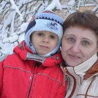 Анкета Ольга Цьось