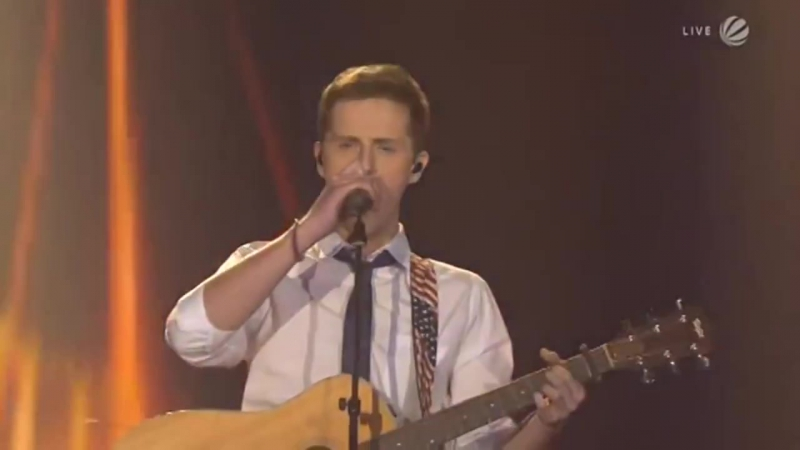 Chris Schummert- Hey Brother The Voice of Germany 2013
