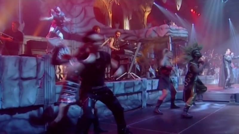 DJ Bobo - VAMPIRES ALIVE Tour - Let The Dream Come True (Live 2008 HD)
