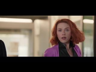 Черная вдова трейлер на русском / black widow trailer - snl
