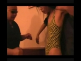 Latina Mature belly punching female domination the
