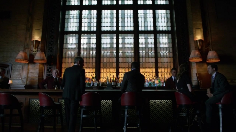 GOTHAM: A look ahead - Bruce and Alfred