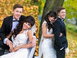 Наша свадьба (Фото:Виктория Киселева)