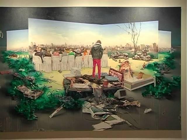 Современное искусство Китай. Вадим Климов