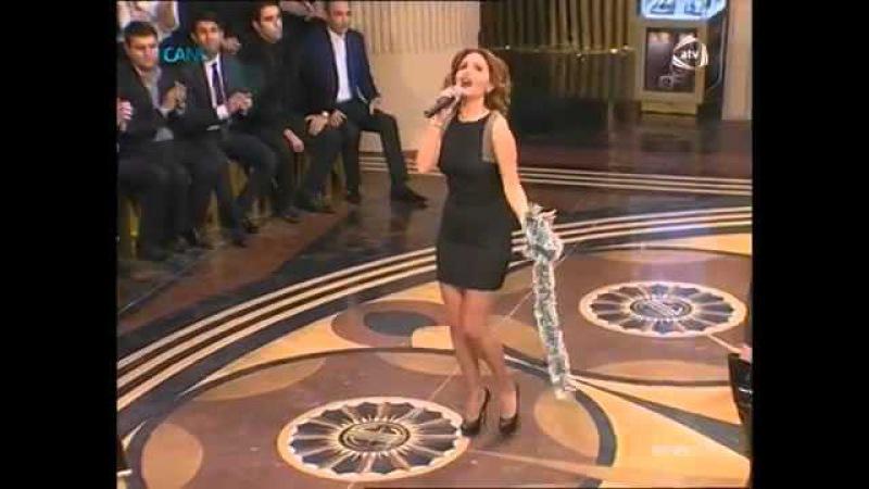 Azeri Kizi Gunel Masın realiti souda AZƏRBAYCAN 26 12 2013