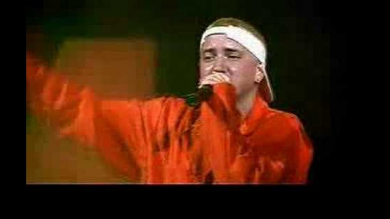 Eminem - The Real Slim Shady (LIVE AT THE UP IN SMOKE TOUR)