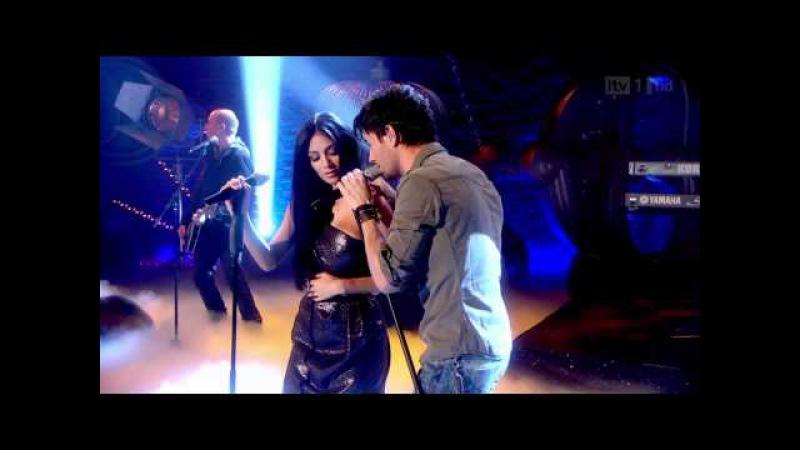 Enrique Iglesias feat Nicole Scherzinger Heartbeat LIVE HD смотреть онлайн без регистрации