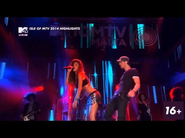 Heartbeat (live from Isle of Mtv) - Enrique Iglesias and Nicole Scherzinger