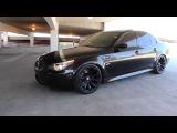 2006 BMW M5 Custom Blacked Out M5 E60 520+HP Loaded