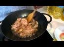 Блюдо из баранины плов по узбекски в казане в домашних условиях часть 1 из 1