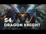 S4 Dragon Knight Dovahkiin Gameplay