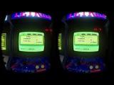 New Retro Arcade для Oculus Rift DK2