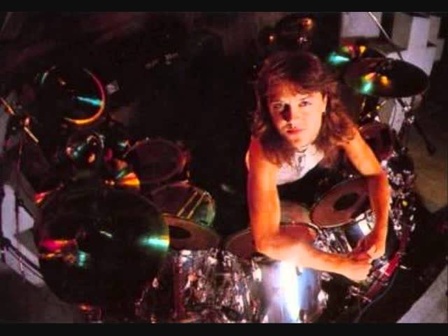 Metallica - Dyers Eve (Drum Track)