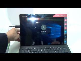 IFA 2015 Berlin:обзор бизнес-планшета Lenovo ideapad MIIX 700 (клон Microsoft Surface Pro 3)