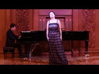 ПЕНЗАКОНЦЕРТ - Елена Пьянковская - Ж.Бизе - Хабанера из оперы «Кармен»