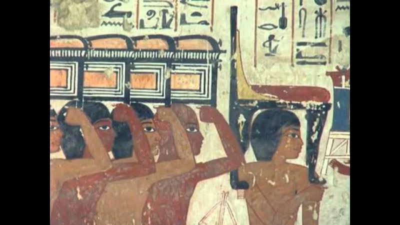 Discovery Великие Eгиптяне Эхнатон фараон-мятежник фильм 3