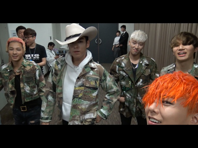 BIGBANG - TOUR REPORT 'BEHIND THE STAGE' IN SHANGHAI