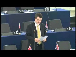 Gerard Batten - Let's Stick the EU Heritage Label on the Dustbin of History