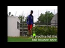 CR7 Freestyle Tutorial: Heel Bounce HD