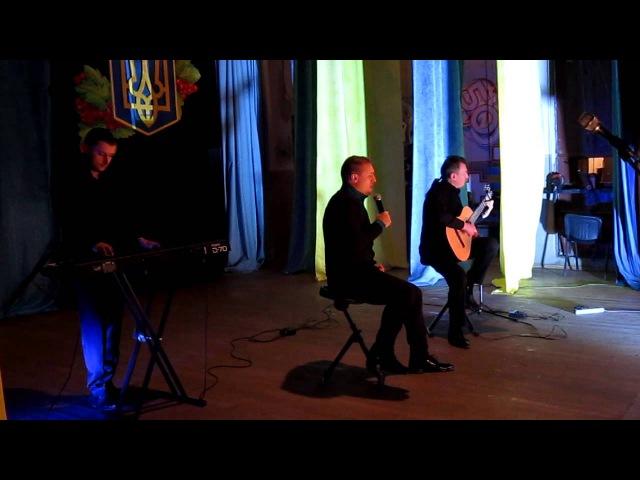 У Хусті відбувся благодійний концерт «Зігрій солдата»