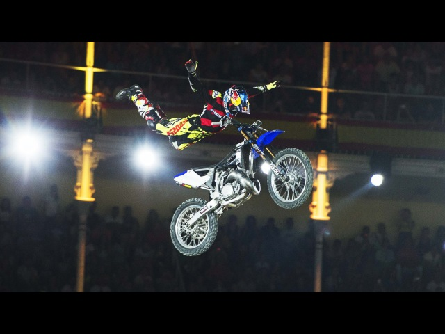 Tom Pagès Incredible 1st Place Run - Red Bull X-Fighters 2015