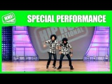 Les Twins   Official HHI Special Performance @ 2013 World Hip Hop Dance Championship