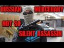 DesertFox Airsoft: Russian Mercenary Trouble in Terrorist Town (WE PMM Handgun)