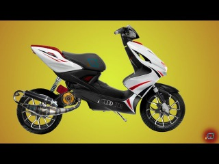 Speed Art - Aerox Tuning Photoshop