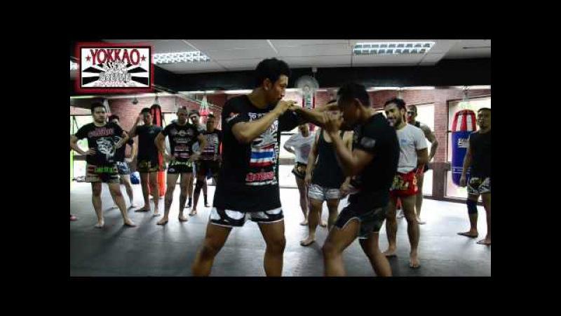 YOKKAO Muay Thai SEMINAR feat. Saenchai and Pakorn at YOKKAO Training Center Kuala Lumpur