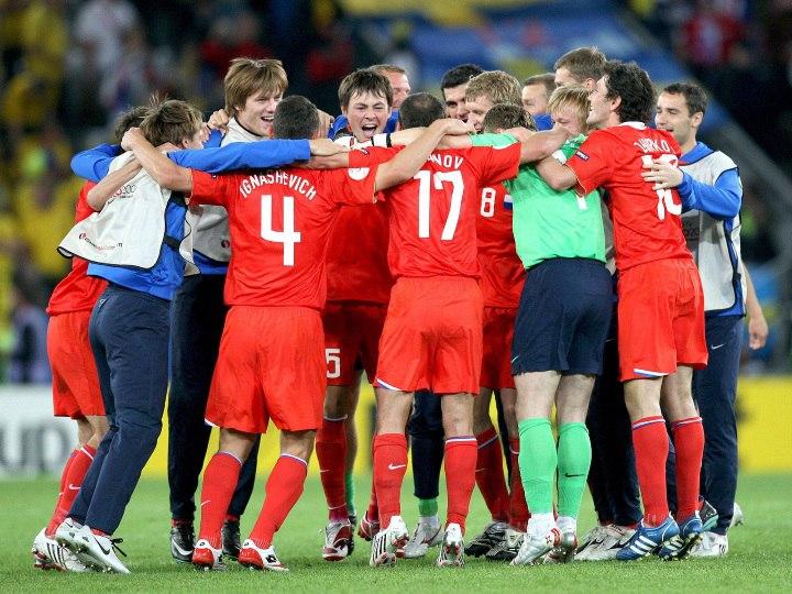 2008 чемпионат россия мира футбол