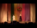 Танец Добро и зло, руководитель - Яна Бабарикова (Звёзды Прионежья 2015г.)