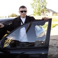 Анкета Алексей Комков