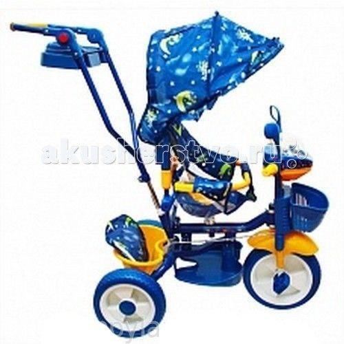 Велосипед трехколесный 2851 ВС, Barty