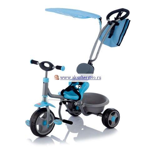 Велосипед трехколесный Chopper, Jetem