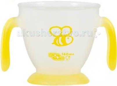 Чашка детская с двумя ручками 160 мл, ПОМА
