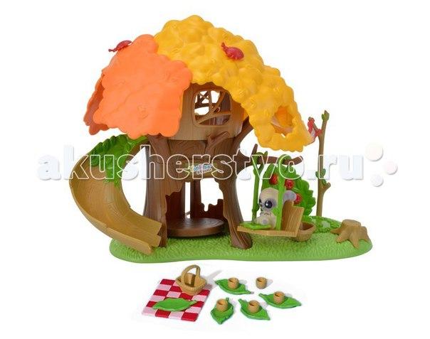 Yoohoo&friends домик-дерево, Simba